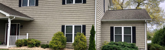 Landscaping Claytor Lake front yard – AFTER